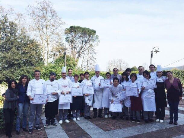 ルッカ・イタリア料理学院本科コース(2ヶ月間)に留学した谷内元美さん(40代女性)