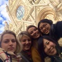 シエナのScuola Leonardo da Vinciに留学していた武藤彩華さん(20代・女性)の体験談1