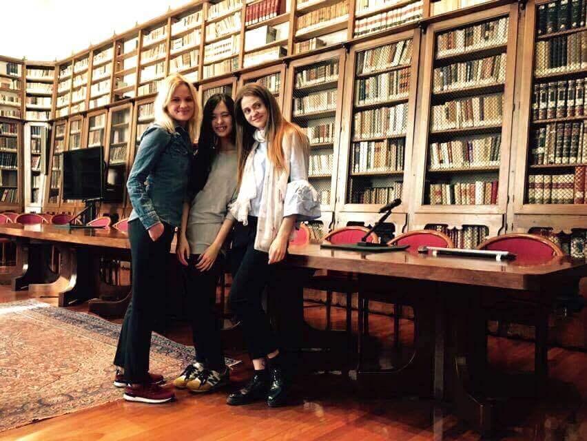 International House Milanへ12週間留学していたK.Tさん(20代・女性)の体験談