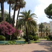 Salerno public gardens