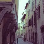 フィレンツェで工房レッスン♪