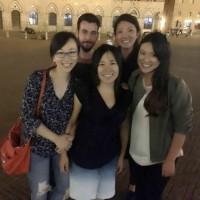 シエナのScuola Leonardo da Vinciに留学していた武藤彩華さん(20代・女性)の体験談2