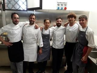 ルッカ・イタリア料理学院へ料理留学中の河口祐紀さん(20代・男性)からの体験談