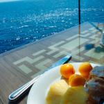 イタリア豪華客船の旅!!parte2