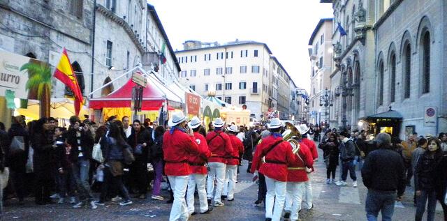 イタリアの秋はお祭り三昧!