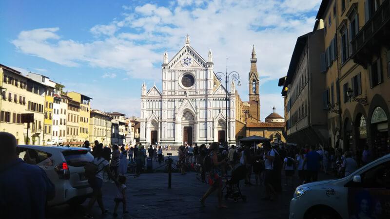 フィレンツェのスクオラトスカーナに4週間の短期留学をされた、A・Aさんの留学体験談