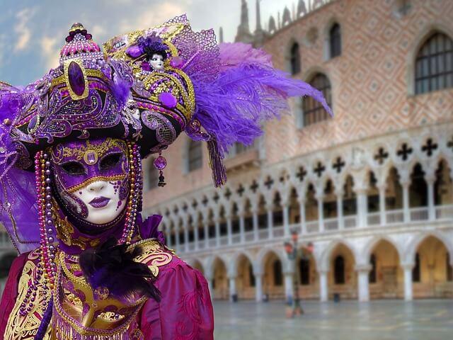 イタリアの2月のイベントといえば…!