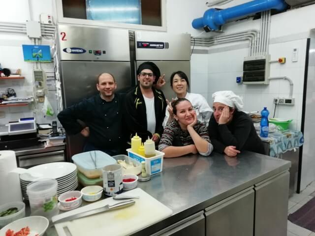 ルッカ・イタリア料理学院で6カ月の料理+インターン留学を終えて帰国されたMさん(40代・女性)からの体験談