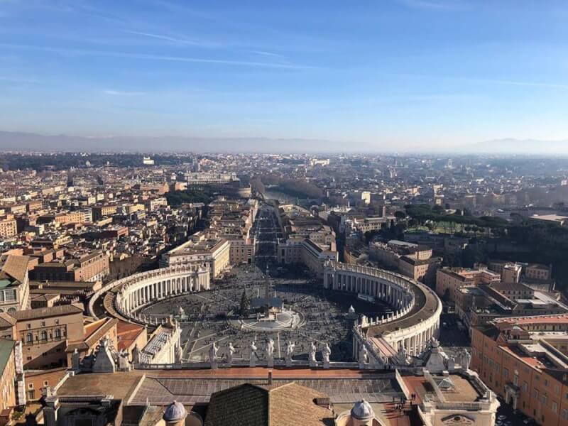 ローマのDILITに10カ月間の長期留学をされた、Y.Tさん(10代・女性)の留学体験談