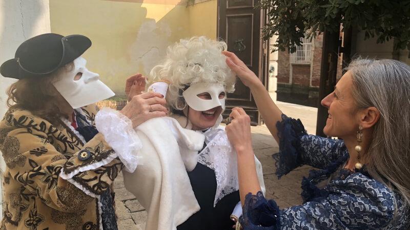 ヴェネツィアのIstituto Veneziaへ6週間ご留学された小林亜美さん(10代・女性)の留学体験談