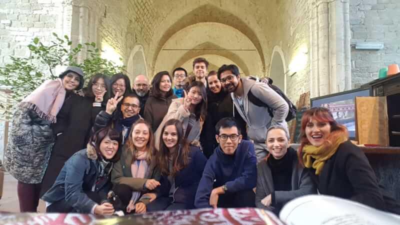 ペルージャ外国人大学に28週間通われた、Amiさん(20代・女性)の留学体験談