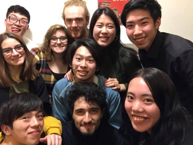ナポリのCentro Italianoに1年間留学した森悠眞さん(10代・男性)の体験談
