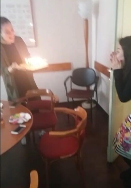 イタリアのお誕生日会~自分が主役編