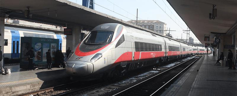 イタリアの国鉄トレニタリアのオンラインでのチケット購入方法ページカバー