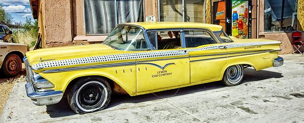 タクシーで使える!イタリア語フレーズのカバー
