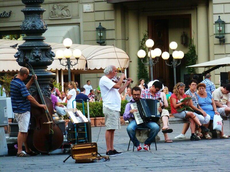 耳で楽しむ芸術の街、フィレンツェ