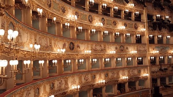 本場のオペラ鑑賞へ!4日間のオペラ満喫プログラム/Piccola Università Italiana (トリエステ)