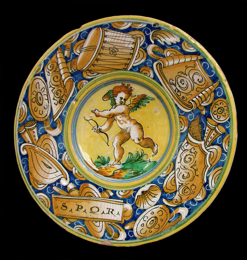 鮮やかな世界に夢中♡イタリア伝統の陶器・マヨリカ焼きって??