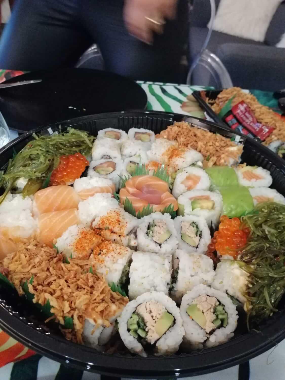 イタリアは日本食&お寿司ブーム!