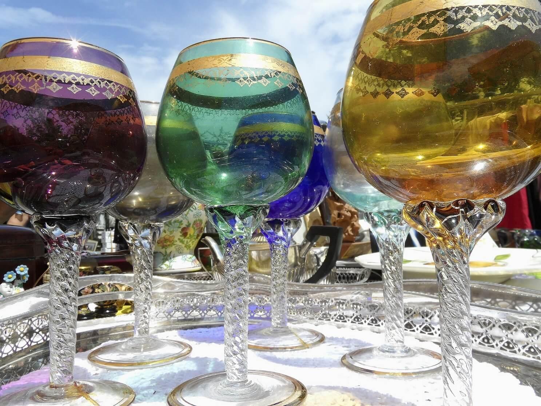 イタリアでガラス工芸