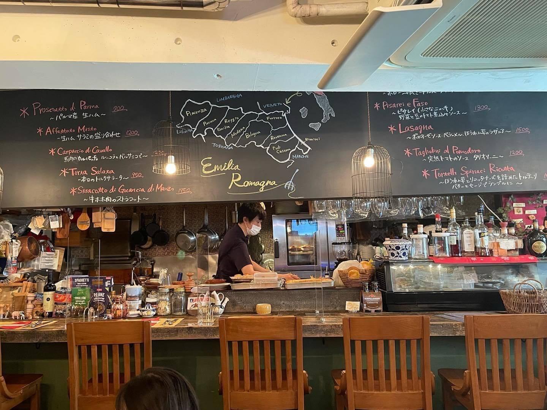 イタリア料理店巡り〜大井町NIDO